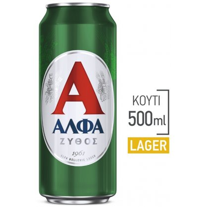 ΑΛΦΑ 6*(4*500 ML) (3+1)