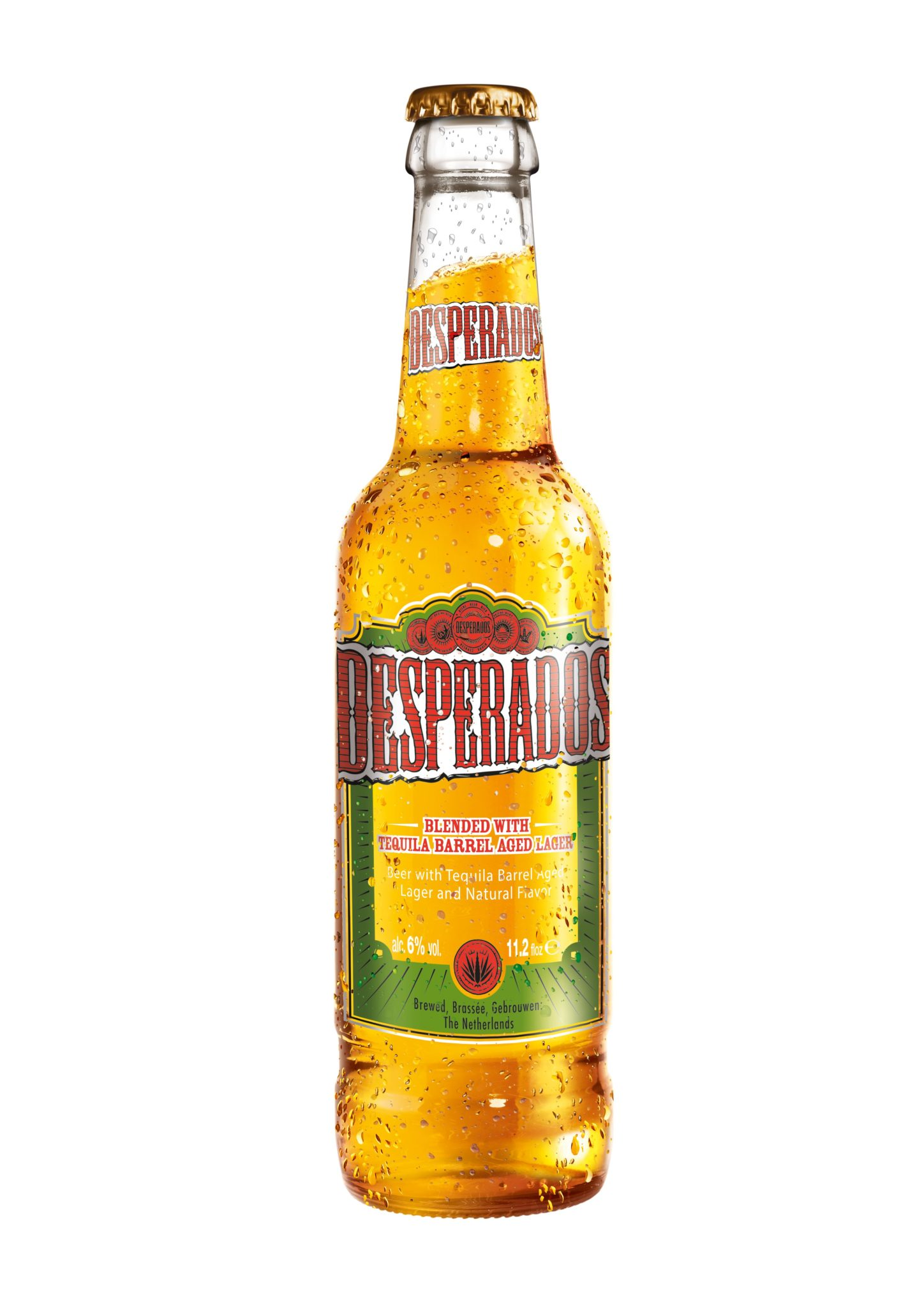 DESPERADOS (24*330 ML) (20+4)