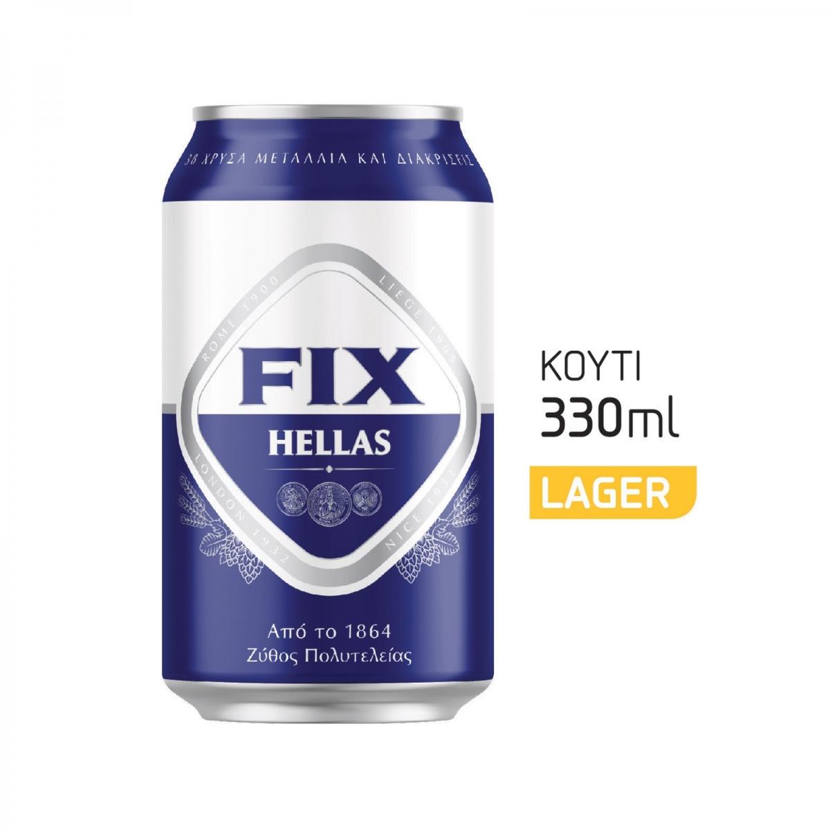 FIX 4*(6*330 ML) (4+2)