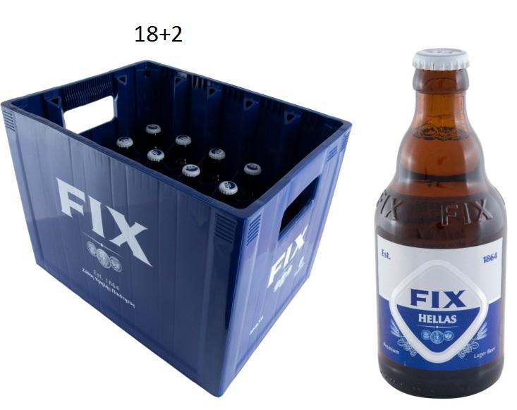 FIX ΡΕΤΡΟ (20*330 ML) (18+2)